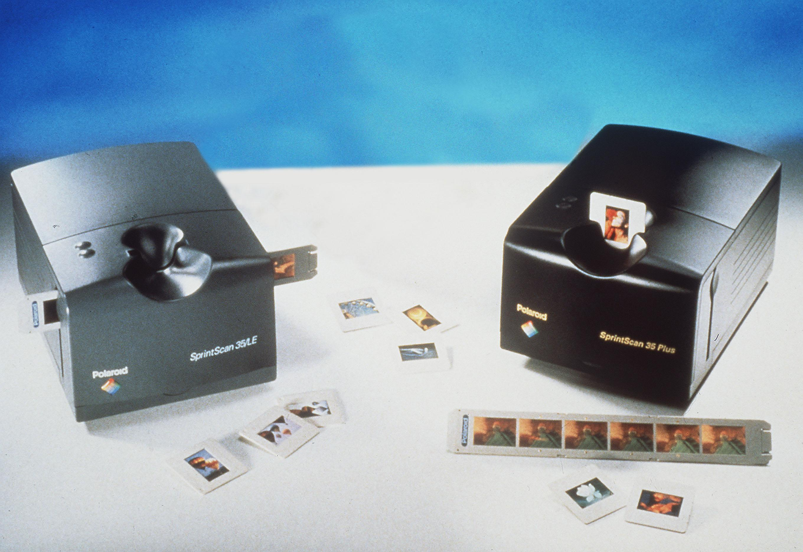 POLAROID SPRINTSCAN 35 PLUS WINDOWS VISTA DRIVER
