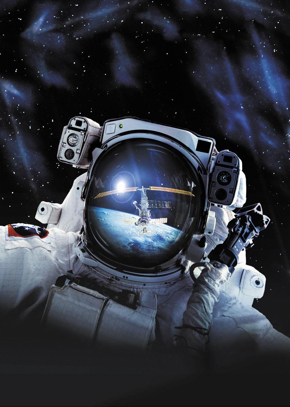 Bild zu OTS - Der Weltraum. Unendliche Weiten. Was bisher nur einigen Astronauten vorbehalten war, kann man im ersten IMAX 3D-Weltraumfilm hautnah selbst erleben: Mit den Augen eines Astronauten sehen und schwerelos durchs Weltall schweben.  Auf der Raumstation ISS wird eines der erstaunlichsten Forschungslabors in der Geschichte der Menschheit Wirklichkeit.