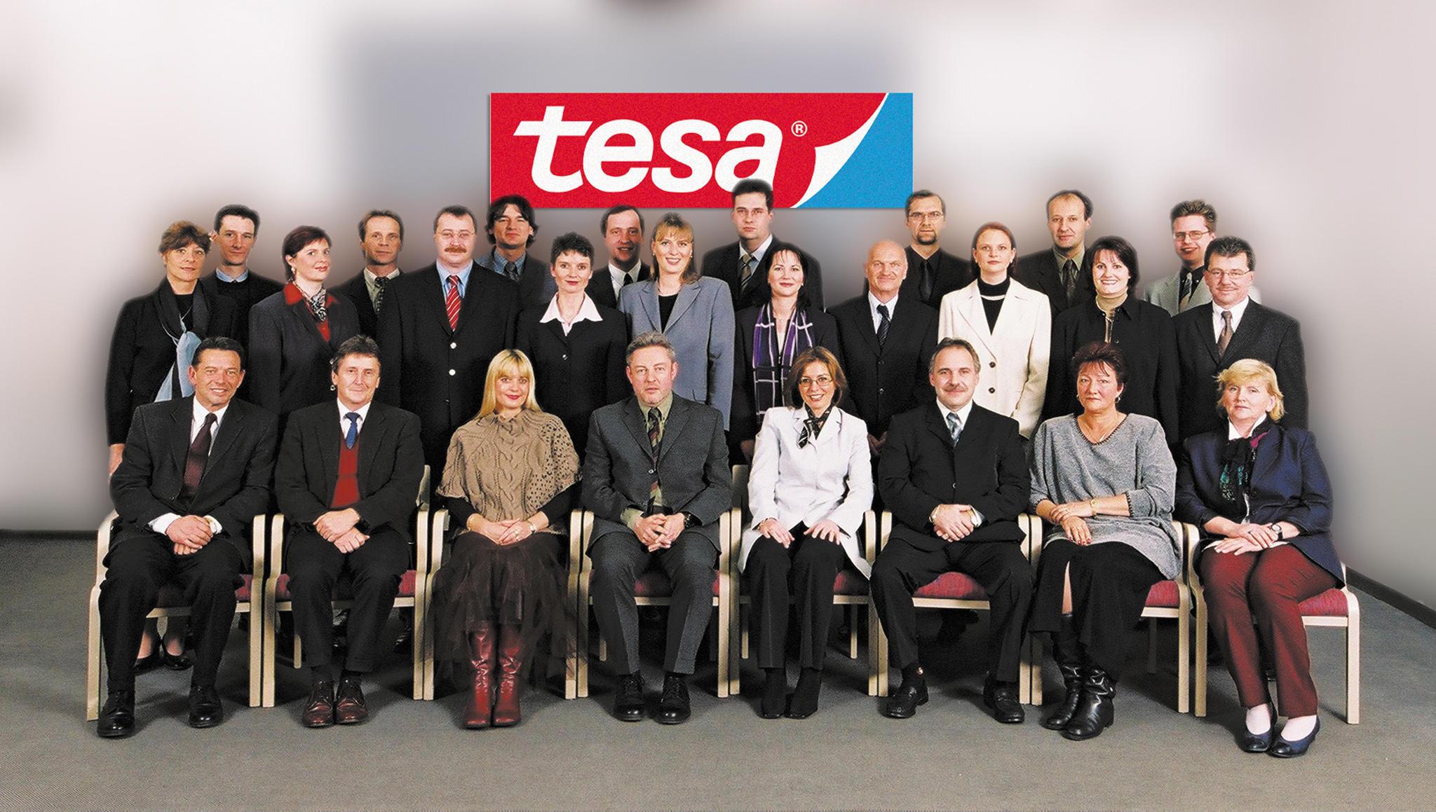 tesa aus dem hause beiersdorf wird zur tesa gmbh europaweite umstrukturierung der beiersdorf. Black Bedroom Furniture Sets. Home Design Ideas