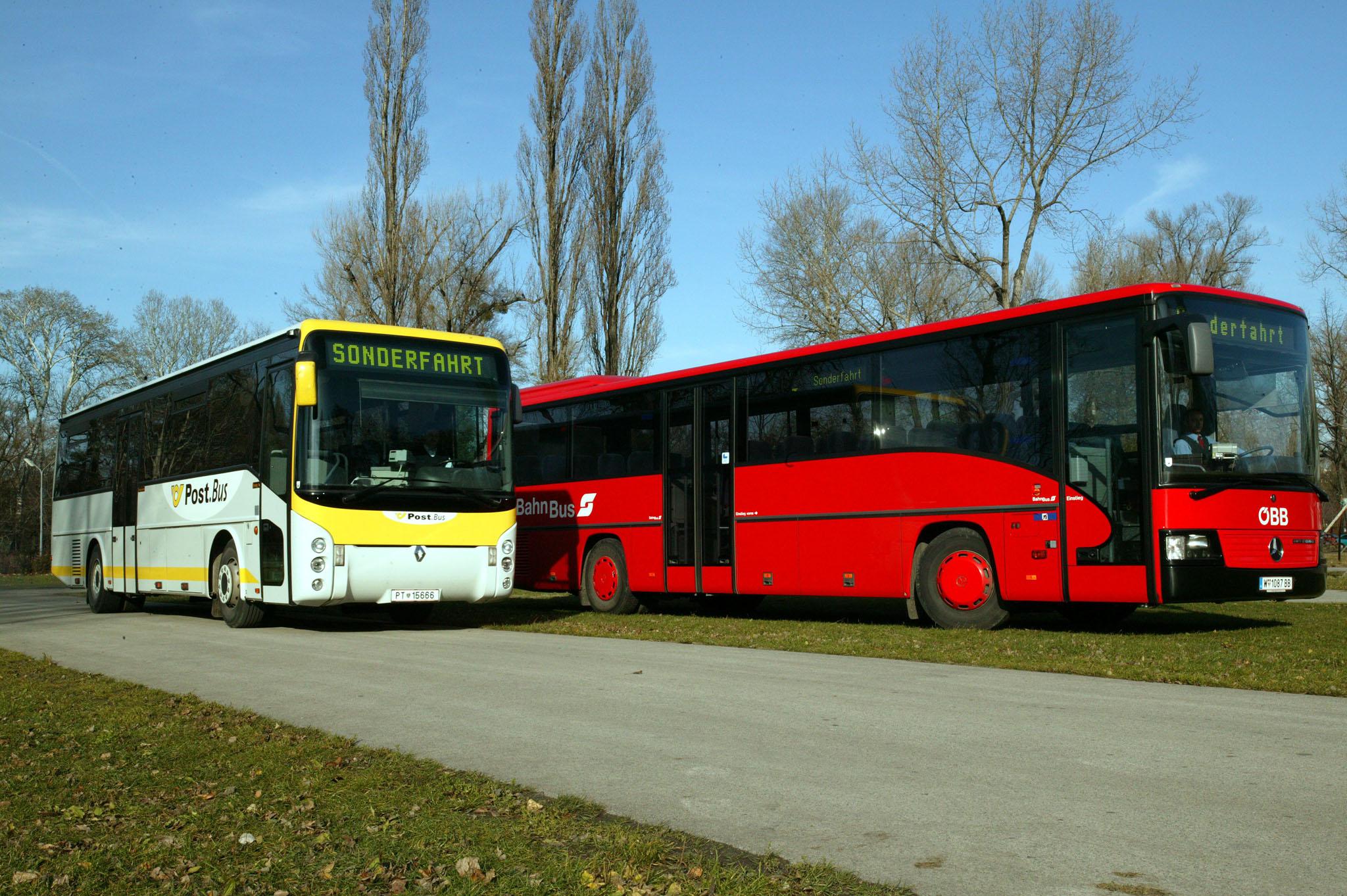 05 1717 Eine Telefonnummer Bahn Bahnbus Und Postbus