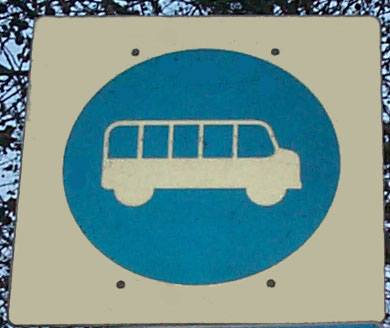 Für Busstrassen gibt es ein eigenes Kennzeichen