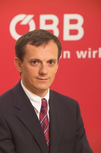 Vorstand der ÖBB Holding AG, Vorstand der RCA AG und Geschäftsführer der Dienstleistungs GmbH bestellt. Im Bild: Franz Nigl, Geschäftsführer der ÖBB Dienstleistungs GmbH