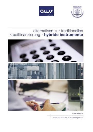 austria wirtschaftsservice: Einladung zur Pressekonferenz - Hybride Finanzierungsinstrumente