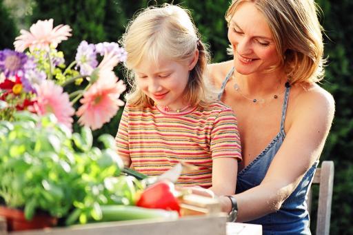 Mit ein paar Tipps und Tricks wird auch der kleine Gemüsekaspar zum Gemüsetiger