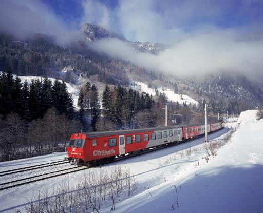 ÖBB Weihnachtsticket - mit der Bahn zum Christkindlmarkt oder zum Weihnachtsshopping. Die ÖBB bieten an den Adventsamstagen und am 08. Dezember ein echtes Schnäppchen.