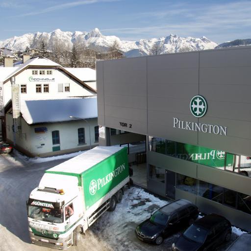 Die neue Produktionshalle von Pilkington im Techno-Z Bischofshofen wurde in einer Rekordzeit von nur vier Monaten errichtet