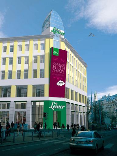 Leiner eröffnet in der Mariahilferstraße das schönste Innenstadt - Einrichtungshaus Europas!