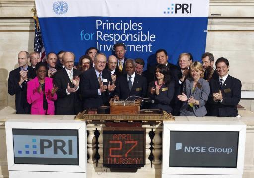 Am 26. Juni 2006 unterzeichnete e-fundresearch.com Data GmbH als erstes österreichisches Unternehmen die 'Principles for Responsible Investment (PRI)'.