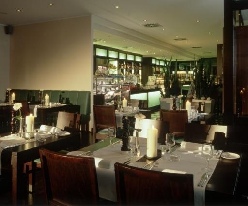 Am 01. April 2007 eröffnet im pulsierenden Herzen der Stadt als erstes Hotel der Marke Fleming's Hotels & Restaurants das Fleming's Hotel Wien -Westbahnhof.Im Bild: Fleming's Restaurant.