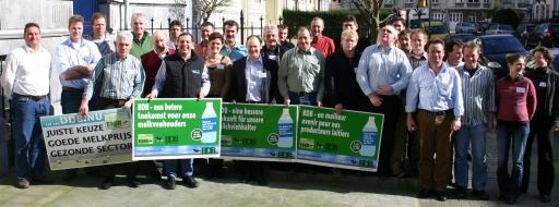 Die Mitgliederversammlung des European Milk Board