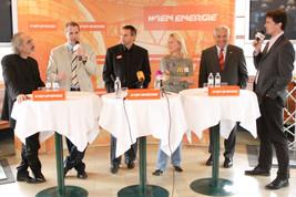 Wirtschaft Und Sport Podiumsdiskussion Zum Auftakt Der Wien Energie