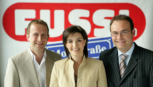 Mag Maria. Mayr, Karl Mayr (li.) und Ernst Mayr