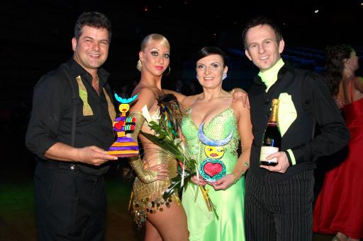 v.l.n.r.: Kurt Chellaram; Kathrin Menzinger; Herta Öfferl; Roman Trnka http://pressefotos.at/m.php?g=1&u=43&dir=200705&e=20070512_k&a=event