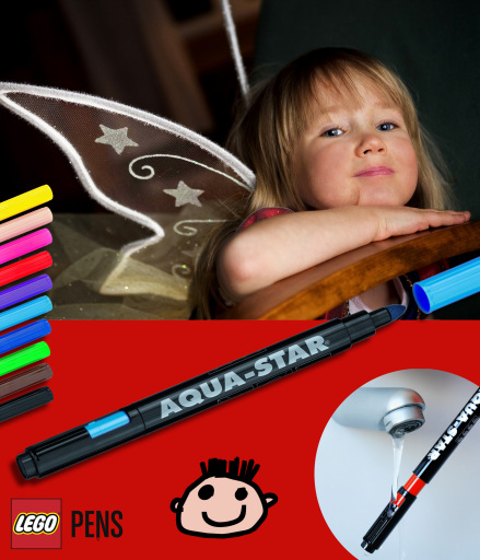 Keine Zauberei: Er malt und malt und malt.... Die absoluten Neuentwicklungen begeistern die Kids durch mega-cooles Design und innovative Technologien, die genau auf die Ansprüche der Kinder von heute zugeschnitten sind.