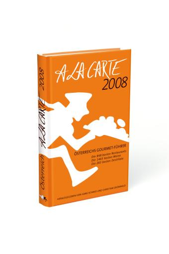 """Neue Gesichter, ja sogar zum Teil eine neue junge Generation an der Spitze der österreichischen Restaurantlandschaft - das ist das Fazit des neu erschienenen Restaurantführers """"Österreich A la Carte 2008""""."""