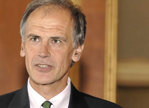 Prim. Univ.Prof. Dr. Paul Sevelda (Präsident Krebshilfe Österreich, Krankenhaus Hietzung, Abt. für Gynäkologie)