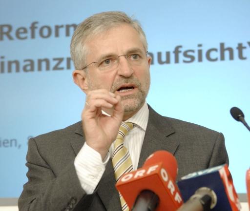 """Vizekanzler Molterer: """"Umfassendes FMA-Reformpaket sorgt für klare Verantwortlichkeiten"""""""