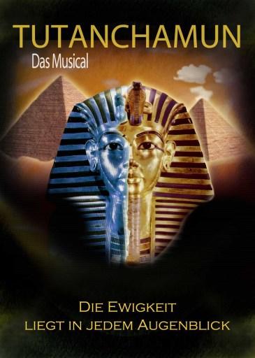 """Mit der Welturaufführung des Musicals """"Tutanchamun"""" laden die Festspiele Gutenstein im Sommer 2008 sowohl das langjährige Stammpublikum als auch neues, junges Publikum auf einen musikalischen und geschichtlichen Streifzug durch das alte Ägypten ein."""