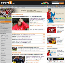 Fotograf: Sport1.at, Fotocredit: Sport1.at