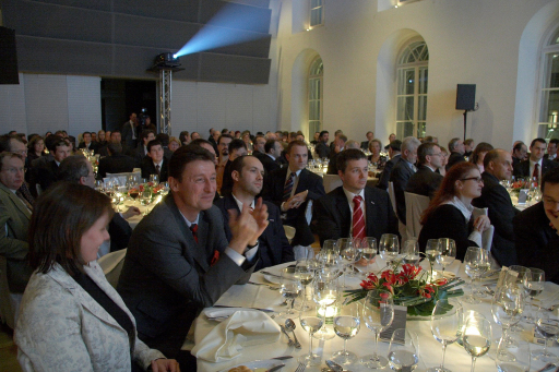 Abschiedfest für APA-IT Geschäftsführer Rudolf Horvath