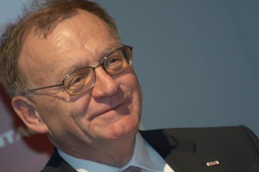 Abschiedsfest für APA-IT Geschäftsführer Rudolf Horvath (15.11.2007)
