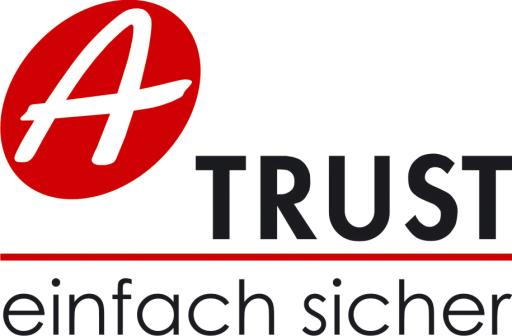 Logo der A-Trust Gesellschaft für Sicherheitssysteme im elektronischen Datenverkehr GmbH