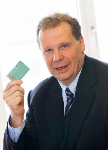 Michael Butz, Geschäftsführer der A-Trust Gesellschaft für Sicherheitssysteme im elektronischen Datenverkehr GmbH