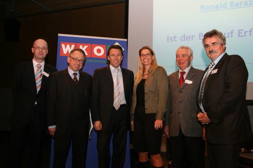 v.l.n.r.: Mag. Paul Blachnig, Ronald Barazon, Urs Meier, Carmen Simon, Komm. Rat Karl Molzer, Ing. Johann Sklona http://www.pressefotos.at/album/1/54/200801/20080110_w/