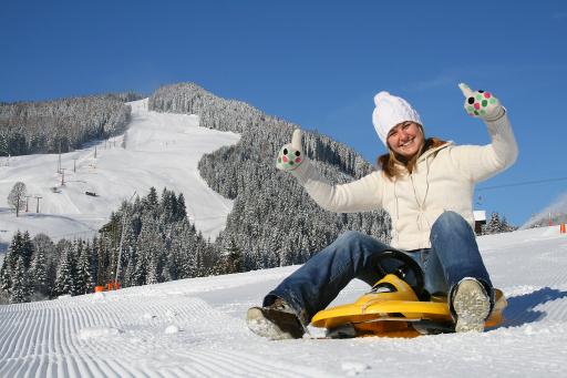 Die Glemmtaler haben gut lachen - ein traumhafter Winterstart sorgte für Rekordnächtigungen im Dezember.