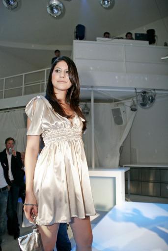 Violetta Fritz (Model) - VIP-Fashionshow von Callisti