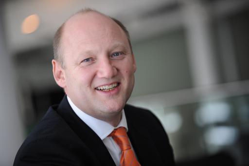 Dr. Achim Kaspar, General Manager Cisco Austria
