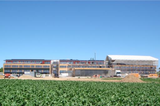 Das wohl energieeffizienteste Büro-gebäude der Welt - Die neue Firmen-zentrale der juwi-Gruppe
