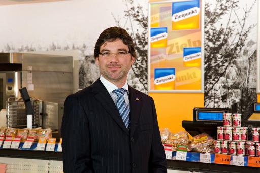 Mag. Jörg Grossauer - Mitglied der Geschäftsführung Zielpunkt Warenhandel GmbH & Co KG, Bereich Category Management & Marketing