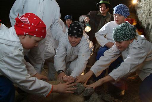 QUAX Familien-Freizeit-Tipp: Salty Joe und die Helden vom Bergwerk