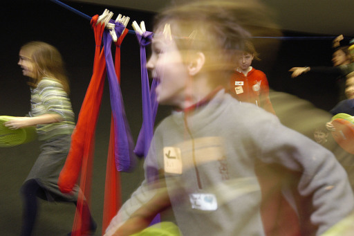 """QUAX Familien-Freizeit-Tipp: SpaceKids erobern die """"Blaue Blase"""""""