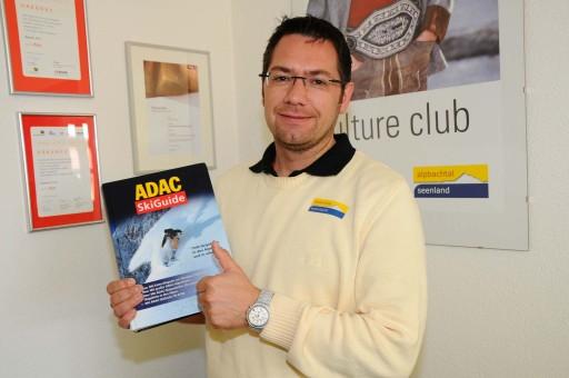 Dir. Markus Kofler vom Alpbachtal Seenland Tourismus sieht mit den Auszeichnungen für das Skigebiet Alpbachtal einen kleinen Dank für viele Jahre harter Arbeit am touristischen Angebot in der Ferienregion.