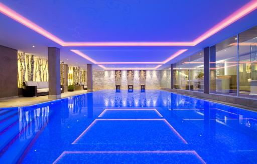 Pool Hotel Sackmann/Baiersbronn