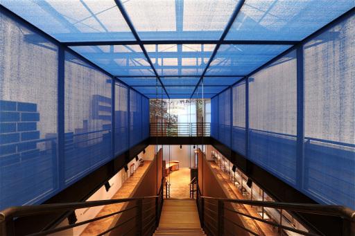 KÜNSTLER IM FOKUS #5 Heimo Zobernig Totoal Design 21.10.2008-29.03.2009 MAK-Schausammlung Gegenwartskunst