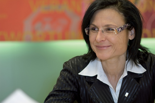 Dr. Ingrid Kiefer folgt DI Oskar Wawschinek MAS als Leiterin - OBS_20081030_OBS0017.layout