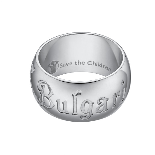 STC (Save the Children) - Ring aus Sterling Silber