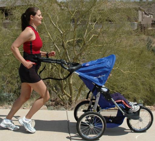 stroll smart austria freih ndiges joggen mit kinderwagen. Black Bedroom Furniture Sets. Home Design Ideas