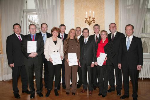 Erstmalige Akkreditierung von CSR-Consultans in Europa
