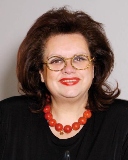 KommR Eva-Maria Braunstein, Direktorin der Humboldt Bildungsgesellschaft