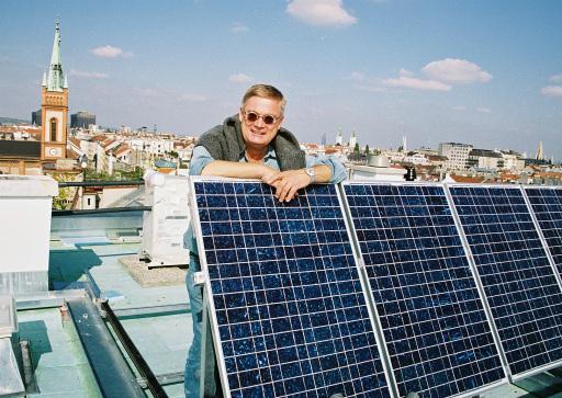 Präsident Photovoltaic Austria, Dr. Hans Kronberger