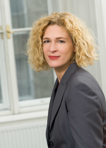 Mag. (FH) Barbara Wiesinger, Country Manager & Sales Director Monster Worldwide Austria