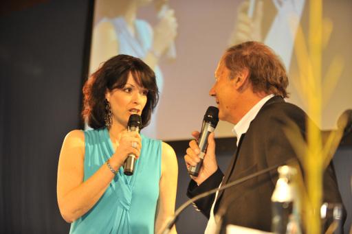 Tanja Bauer & Heinz Prüller