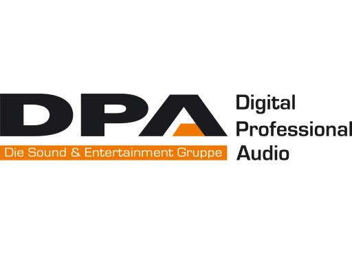 Logo: Digitial Professional Audio