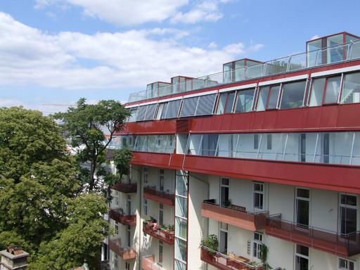 Bauherrenmodell Heumühlgasse 9