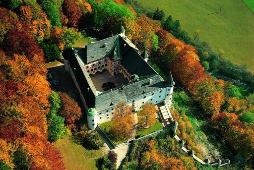 Ein Märchen - nicht nur für Kinder: Schloss Tratzberg in der Silberregion Karwendel