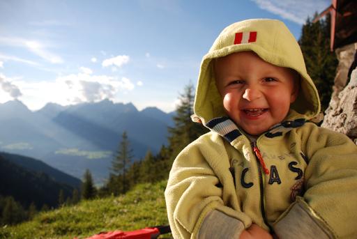 Wanderparadies Silberregion Karwendel: Groß und Klein entdeckt das Tiroler Karwendel